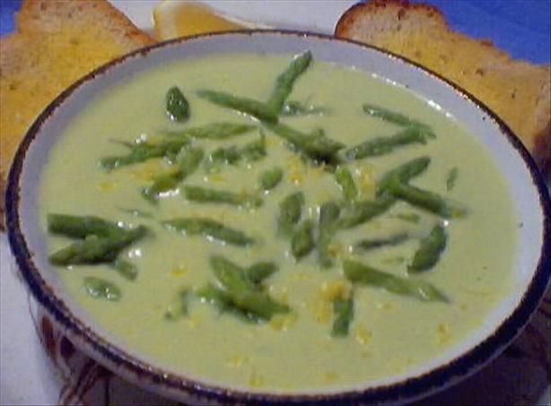 Best Cream Of Asparagus Soup Recipes | The Daily Meal