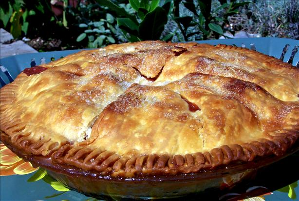 Sinful Apple Pie. Photo by Rita~