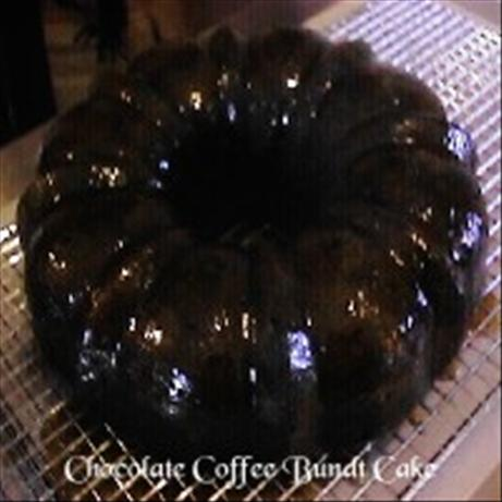 Chocolate Coffee Bundt Cake. Photo by HOUSEMANAGER (Charlene)