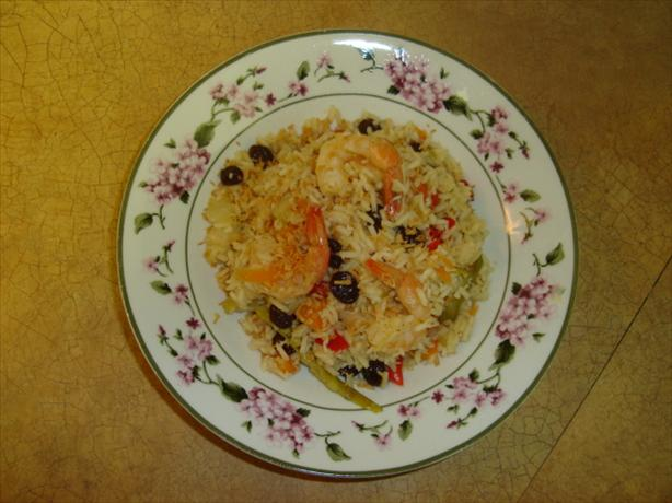 Coconut Thai Shrimp and Rice (Crock Pot). Photo by Ginger #15
