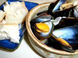 Mussels in Yummilicious Lemongrass Broth