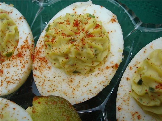 Deviled Eggs. Photo by Chef Mommie