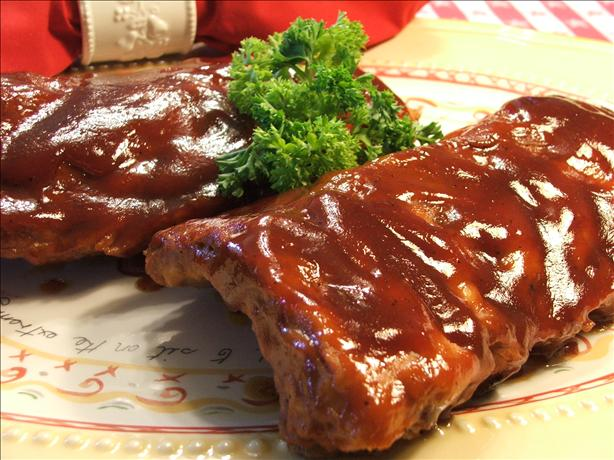 Baby Back Ribs. Photo by Wildflour