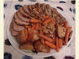 Crockery Cooker Pot Roast