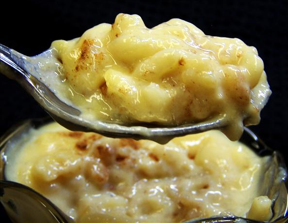 Greek Rice Pudding (Rizogalo). Photo by PaulaG