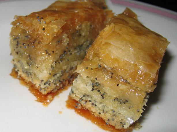 Baklava. Photo by Cabnolen