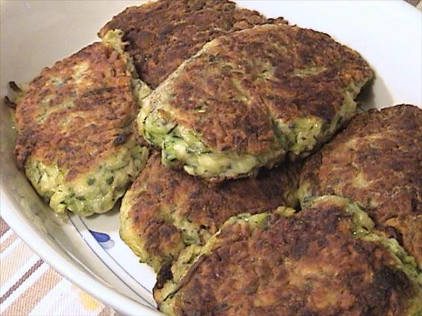 Zucchini Fritters. Photo by Lori Mama