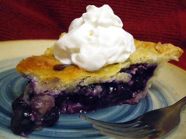 Blueberry Pie (10 inch). Photo by VickyJ