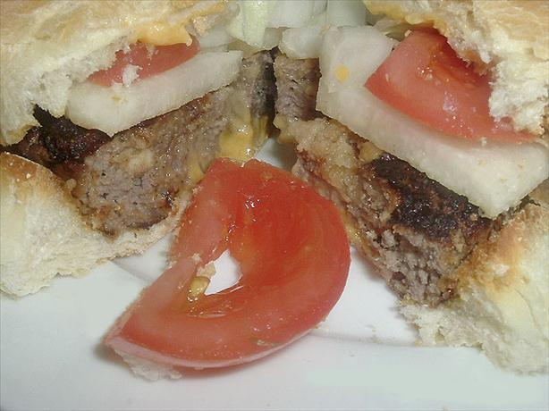 Uncle Bill's Hamburger Patties
