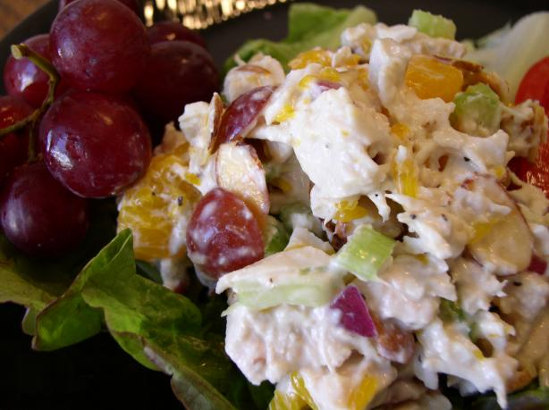 Two Sisters' Chicken Salad. Photo by Bayhill