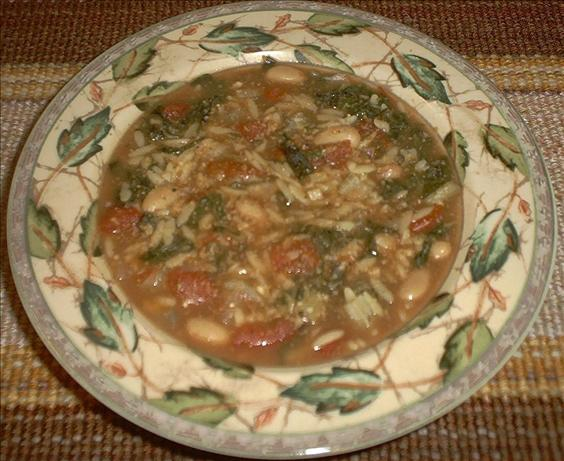 Pasta E Fagioli. Photo by *Pixie*