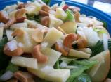 Apple & Cashew Salad