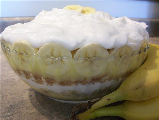 Banana Cream Pie Trifle. Photo by * Pamela *