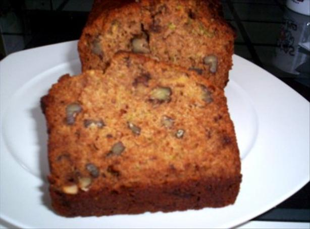 Honey-Zucchini Bread. Photo by evelyn/athens