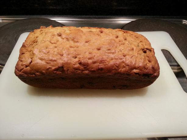 Apple Nut Cake. Photo by Glenecito
