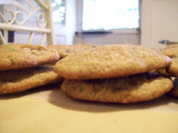Chocolate Chip Zucchini Cookies. Photo by berry271
