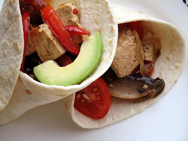 Tofu Fajitas. Photo by -Sylvie-