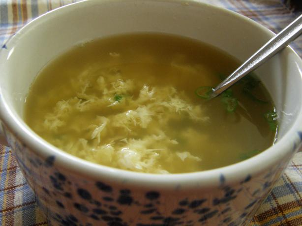 Egg Drop Soup. Photo by mydesigirl