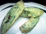 Blueberry Biscotti
