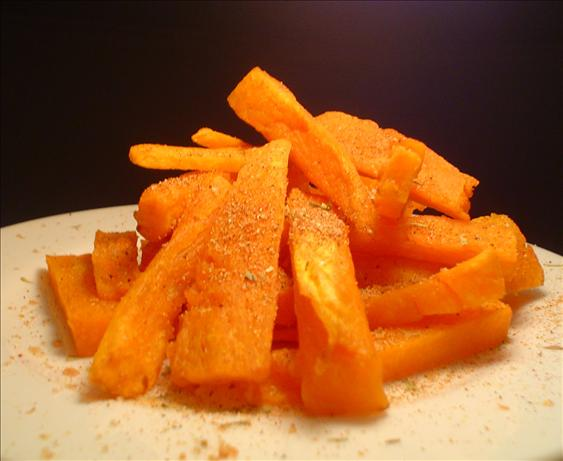 Spicy Sweet Potato Frites. Photo by Stardustannie