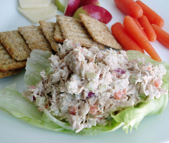 Kim's Tuna Salad. Photo by Kim127