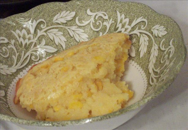 Baked Corn Casserole. Photo by GrandmaIsCooking