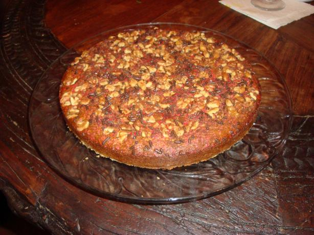 Armenian Nutmeg Cake. Photo by Carianne