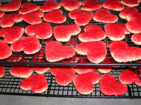 Sour Cream Cutout Cookies. Photo by GrammaJeanne