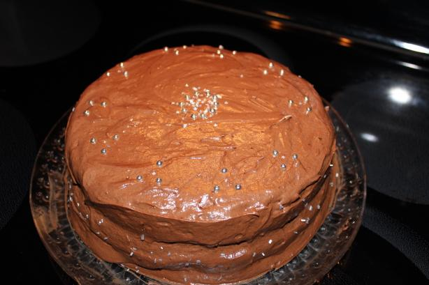 Delish & Fluffy Chocolate Frosting. Photo by Tmtravlr