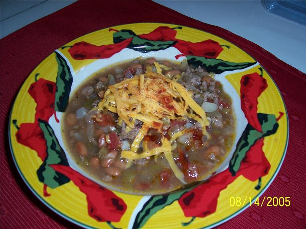 New Mexico Green Chili Stew. Photo by scarletscorpion