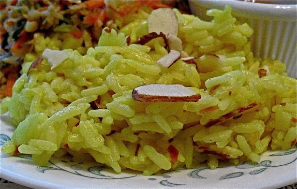 Thai Coconut Rice. Photo by PaulaG