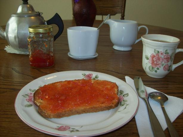 Absolutely Fail-Proof Easy Marmalade. Photo by dripdripsplat