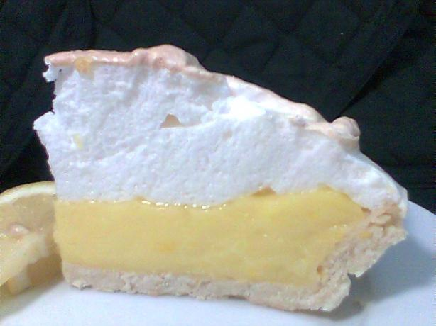 The Ultimate Lemon Meringue Pie. Photo by Diana #2