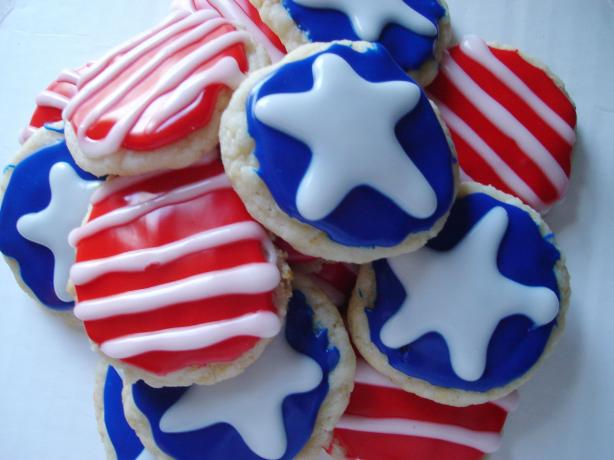 Sugar Cookie Icing. Photo by CoffeeMom
