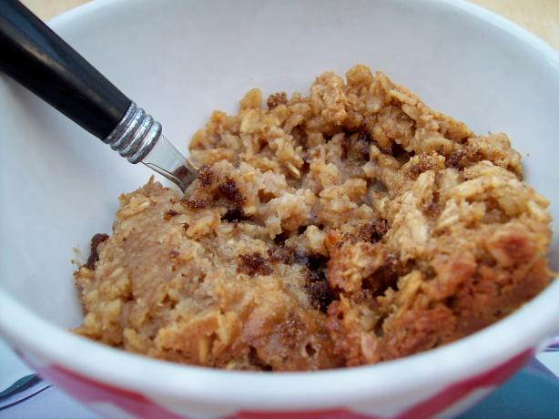Jenny's Baked Oatmeal. Photo by HeatherFeather