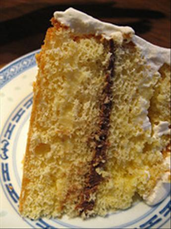 Italian Rum Cake. Photo by Chef #483004