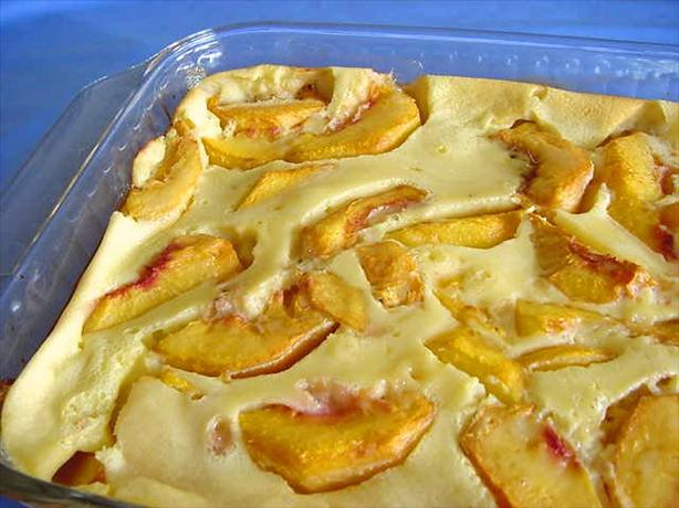 Peach or Nectarine Clafouti. Photo by Marg (CaymanDesigns)