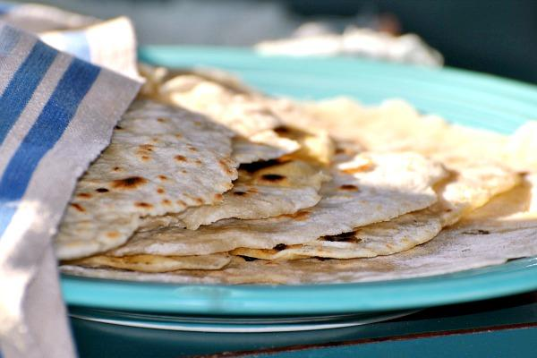 Flour Tortillas. Photo by Andi of Longmeadow Farm