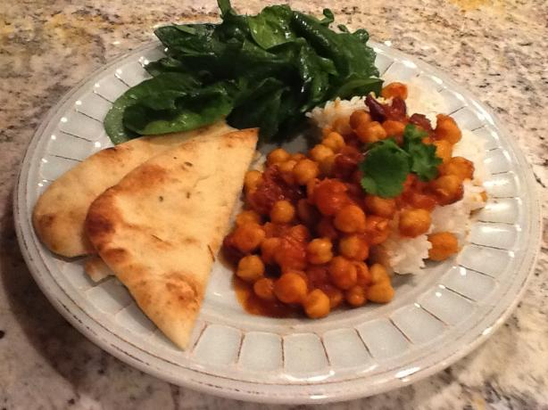 Whole Foods Chickpea Masala. Photo by Chef #1408986