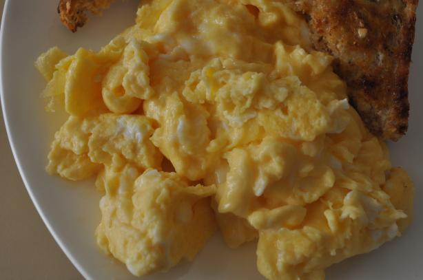 Scrambled Eggs. Photo by I'mPat