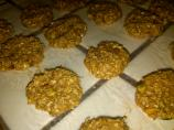 lower-fat chewy oatmeal spice cookies