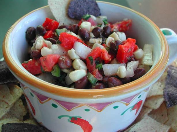Black Bean and Corn Salad ( Dip ). Photo by Kumquat the Cat&#39;s friend