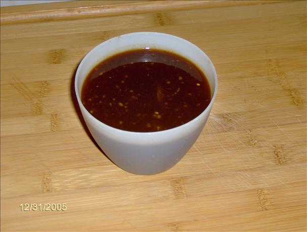 Dr Pepper BBQ Sauce. Photo by Mama's Kitchen (Hope)