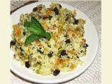 Savory Rice Pilaf With Lavender & Apricots