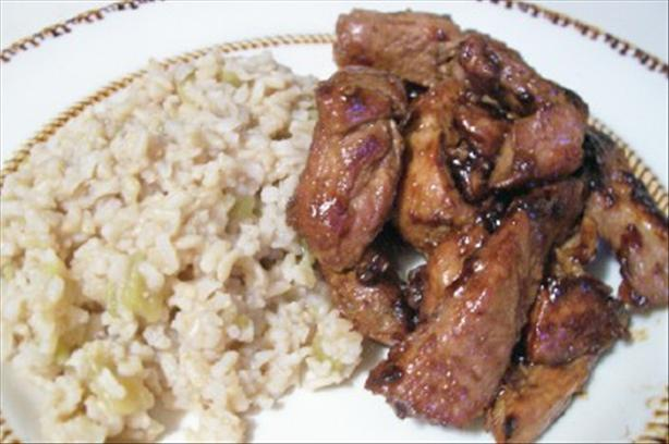 Braised Pork in Soy Sauce. Photo by lauralie41