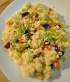 Couscous Salad. Photo by I'mPat
