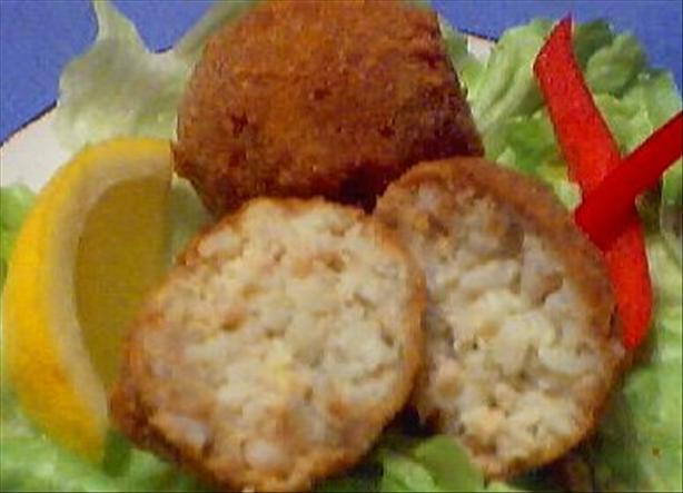 Shrimp and Rice Croquettes. Photo by Summerwine