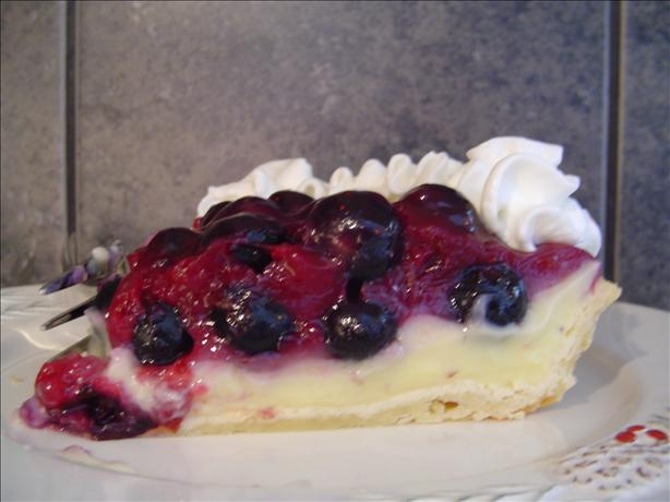 Blueberry Pie. Photo by CountryLady