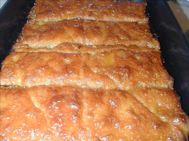 Quick Crescent Baklava. Photo by Jessica K