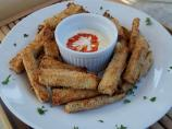 Kittencal's Low-Fat Oven-Baked Zucchini Sticks